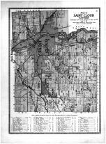 Saint Cloud Township, Stearns County 1912